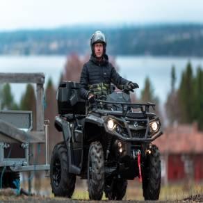 ATV fyrhjuling 2020 årsmodell
